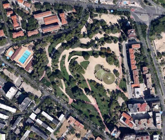 Parque azorin