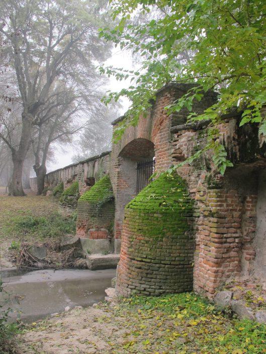 Reja del arroyo de Antequina